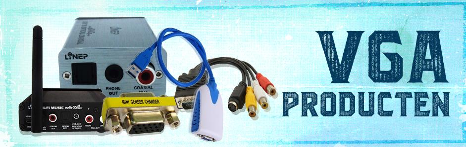 VGA Producten